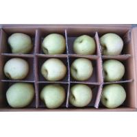 Buy cheap Juicy Golden Fresh Pears Sweet Containing Electrolytes , Natural Pear, Fruit large small core from wholesalers