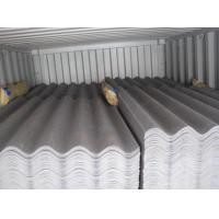 Buy cheap Fiber Cement Roofing Sheet Corrugated Fibre Cement Roof Sheets from wholesalers