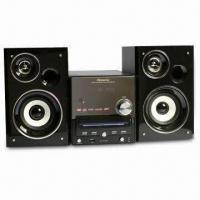 Buy cheap DVD Mini Component System with FM/AM Radio, Supports Multiple Languages from wholesalers