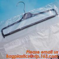 Buy cheap Clear poly laundry plastic roll dry cleaning bags for packing shirts,dresses, Transparent CLEAR Plastic Dry Cleaning from wholesalers