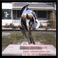 Buy cheap Stainless Steel Sculpture, Steel Sculpture, Metal Sculpture from wholesalers