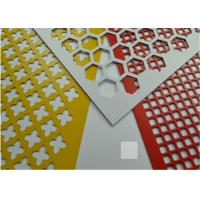 Buy cheap 3mm 2.44m Width Decorative Perforated Sheet For Exterior Facade from wholesalers