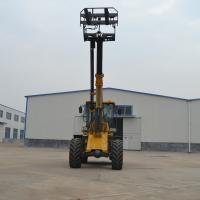 Buy cheap CE certificated 2 or 3 stage arm telescopic wheel loader for sale product