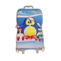 Buy cheap Children Wheeled Backpack Luggage Travel Holiday Trolley Suitcase from wholesalers
