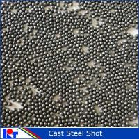 Buy cheap steel shot media white alumina oxide F46 for metal surface treatment from wholesalers