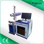 Buy cheap 30watt/50watt Co2 laser marking machine price glass tube Co2 laser marker in wooden furniture from wholesalers