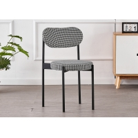 Buy cheap Fashionable And Simple Ergonomic Dining Chair from wholesalers