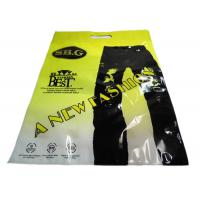 Buy cheap Perforated Transparent Plastic Garment Packaging Bags For Pants , Gravure Printing from wholesalers