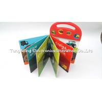 Buy cheap Toy Trucks Button Sound Book , interactive sound books for children from wholesalers