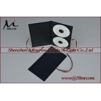 Buy cheap Double Cotton Fabric Linen DVD CD Cover from wholesalers