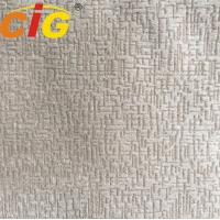 Buy cheap Soft Jacquard Microfiber Auto Upholstery Fabricfor Tear Resistant Anti Mildew from wholesalers