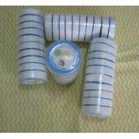 Buy cheap disposable cotton towel put into water use towel from wholesalers