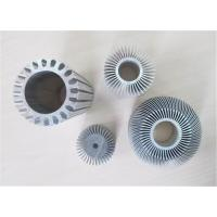 Buy cheap Clear Anodizing Hollow Aluminum Sun Flower Extrusion Sink Agricultural from wholesalers