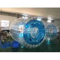 Buy cheap Waterproof Custom Inflatable Pool Toys Blue Water Roller For Kids / Adults from Wholesalers