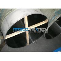 Buy cheap TP304 , TP304L , TP316 , TP316L Stainless Welded Pipe , ERW / EFW , ISO 9001 / PED from wholesalers