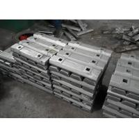 Buy cheap Pearlitic Cr-Mo Alloy Steel Castings Wedge Bars Hardness HRC35-41 from wholesalers