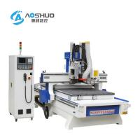 Buy cheap Vacuum Table 3d 1325 Cnc Wood Carving Router Machine With DSP Control System from wholesalers