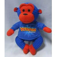 Buy cheap Knitted Monkey Stuffed Animal Toys from wholesalers