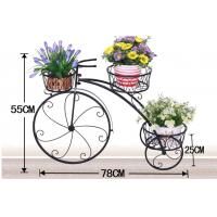 Buy cheap METAL PLANT STAND,METAL FLOWER POT,METAL BICYCLE PLANT STAND from wholesalers