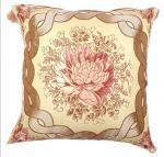Buy cheap Car Velevt Decorative Pillows / Rectangular Decorative Lumbar Pillows from wholesalers