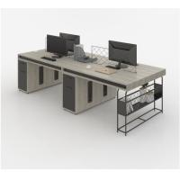 Buy cheap Customizable Simple Style Office Staff Furniture with Metal Flip Non Toxic Materials for Company Home Study Room from wholesalers
