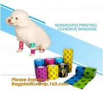 Buy cheap Cohesive Flexible Bandage Cotton Cohesive Bandage sports tape Mixed Color Self Adhesive elastic bandage bagplastics pac from wholesalers