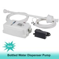 Buy cheap Whaleflo BW4003A DC 40PSI  0.5A Flow 3.8Lpm 150vac or 230vac Low Noise electric mini white water dispenser pump from wholesalers