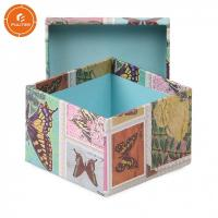 Buy cheap Custom Top Base Gift Storage Boxes , Large Gift Boxes With Lids from wholesalers