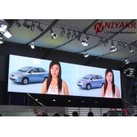 Buy cheap P6 Indoor Full Color LED Display Large LED Advertising Screens 27777 Pixels/㎡ from wholesalers