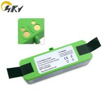 China 14.8V Li-ion Vacuum Battery Pack for Irobot Roomba 500, 600, 700, 800 Series; 880 896, 960, 965, 980, 985 on sale