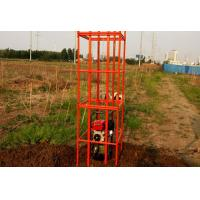 Buy cheap Hydraulic Highway Guardrail Pile Driver from wholesalers