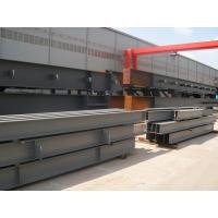 Buy cheap Structure Recycled Rolled Steel H Beam with Wide Flange Q235B from wholesalers