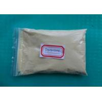 Buy cheap 99% Purity Raw Trenbolone Steroid Yellow Powders CAS 10161-33-8 For Muscle Enhancement from wholesalers