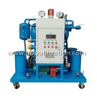 Buy cheap Vacuum Insulation Oil Filtration Machine for Series ZY from wholesalers