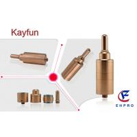 Buy cheap Ecigarette Atomizer Kayfun Lite Pus v2 with clear window , full stainless setup from wholesalers