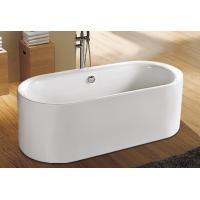 Buy cheap cUPC freestanding acrylic bathroom soaker tubs,bathroom supply,bathroom tub from wholesalers