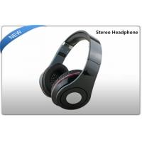Buy cheap Portable bluetooth music headphones Headsets with Tangle Free Cable product