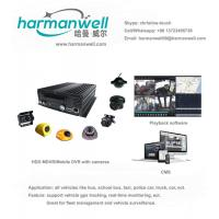 Buy cheap 3G/4G mobile tracking video recorder D1/HD1/CIF from wholesalers