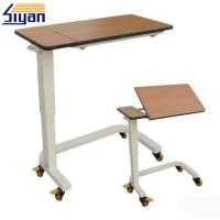 Buy cheap Hospital Medical Adjustable Table Top MDF Boards With Wooden Texture from wholesalers