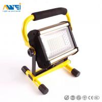 Buy cheap Portable 50W Exterior LED Flood Lights Rechargeable Industrial Flood Light from wholesalers