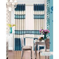 Buy cheap Shrink-Resistant Blackout Fabric Home Textile Products Curtains for Hotel from wholesalers