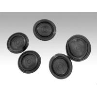 Buy cheap Customized FKM MVQ Oil Resistance Waterproof Liquid Rubber Membrane Diaphragm ISO14001 from wholesalers