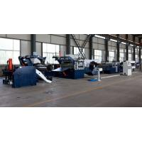 Buy cheap GI / PPGI / PPGL Automatic Metal Sheet Cutting Machine Steel Coil Slitting Line from wholesalers
