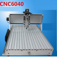 Buy cheap CNC Router 6040 220V&110V DRILLING / MILLING mahcine from wholesalers