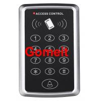 Buy cheap Smart Card ID IC Standalone RFID Access Control 1000 Users Capacity IP68 Certified from wholesalers