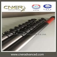 Buy cheap High modular carbon fiber water fed pole with clamps from wholesalers