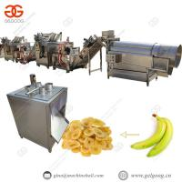 Buy cheap Automatic Banana Plantain Chips Processing Plant Cost Quotation from wholesalers