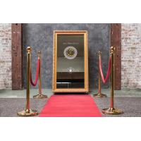 Buy cheap Competitive Factory Price Touch Screen Selfie Magic Mirror Photo Booth from wholesalers