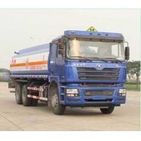 Buy cheap 6×4 Drive Mode Used Oil Tanker 18 M3 Volume With Air Conditioner 78 Km/H Max Speed from wholesalers