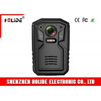 Buy cheap GPS 4G Wifi Police Body Cameras 1296P Worn Recorder Real Time Positioning 3600mAh Battery from wholesalers
